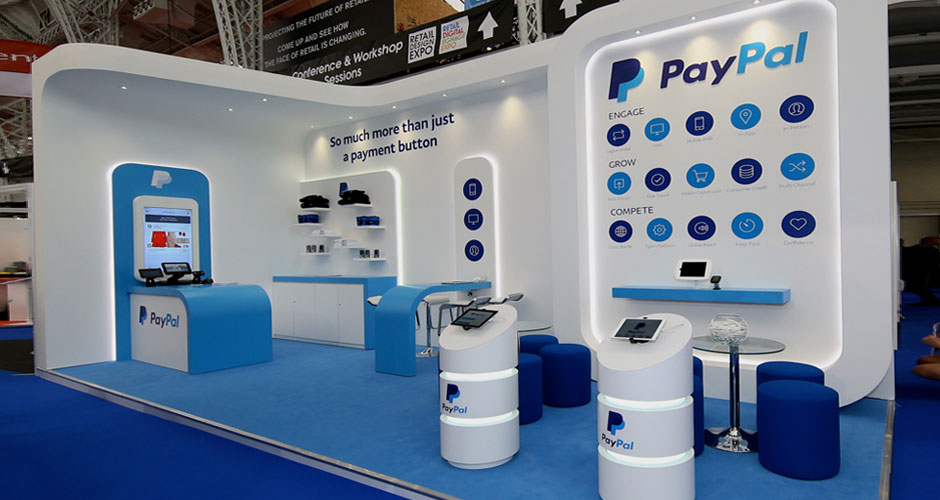 Best Small Exhibition Stands : Exhibition contractors stand design