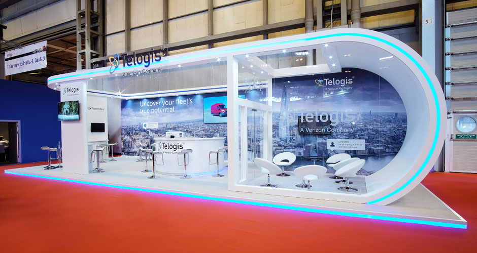 Exhibition Contractors Stand Design