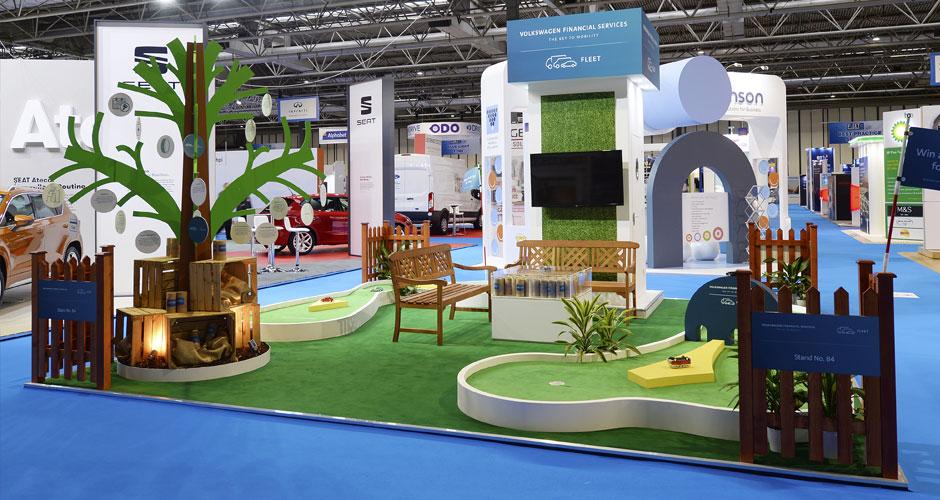 Exhibition Stand Design Aberdeen : Mems international exhibition contractors