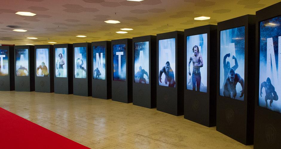 Exhibition Stand Design Barcelona : Exhibition contractors stand design