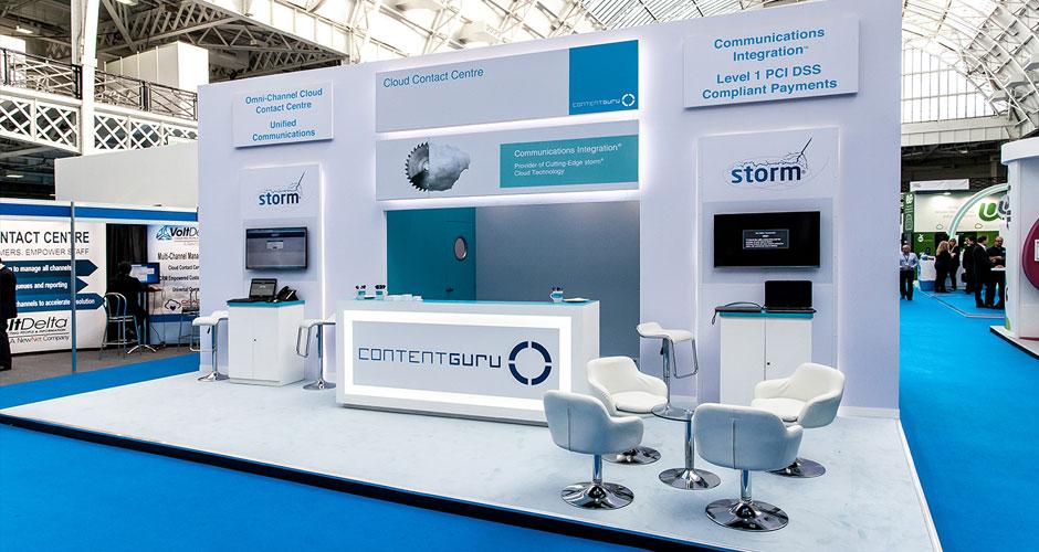 Exhibition Stand Design Amsterdam : Exhibition contractors stand design