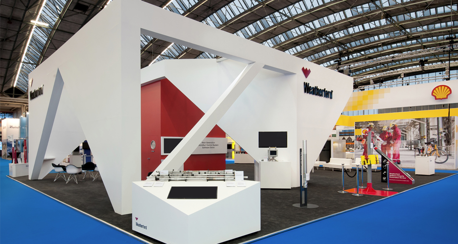 Modular Exhibition Stands London : Exhibition contractors stand design