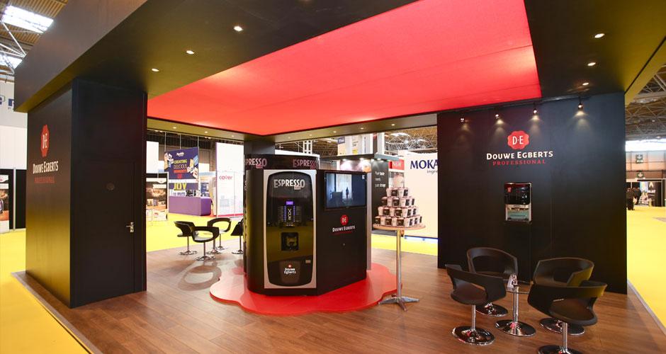 Exhibition Stand Design Aberdeen : Exhibition contractors stand design
