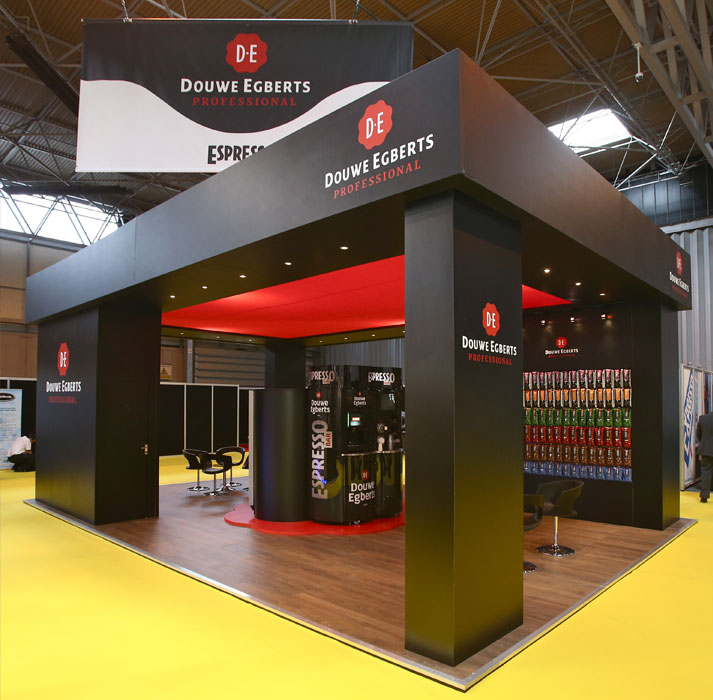 Custom Built Exhibition Stands Uk : Custom stand design built exhibition stands