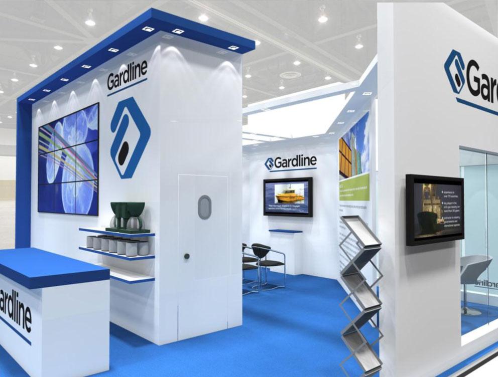 Exhibition Stand Design Tender : Custom stand design over sqm portfolio exhibition