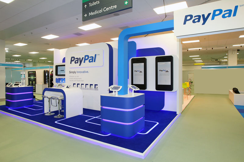 Custom Exhibition Stand Uk : Exhibition contractors stand design