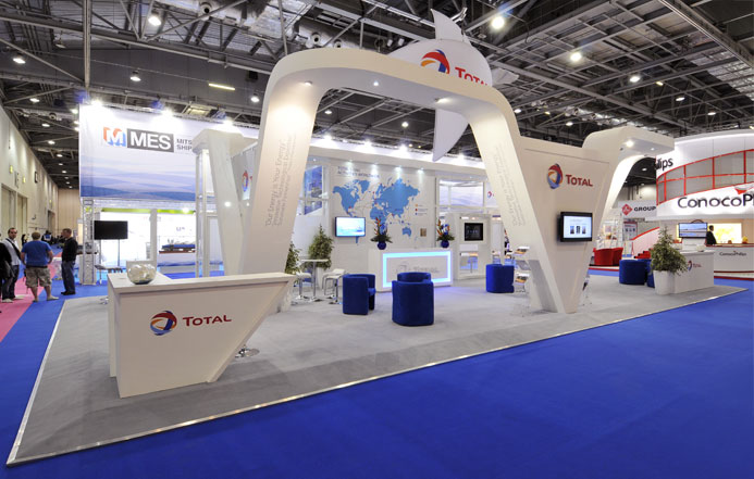 Custom Exhibition Stand Yet : Custom stand design built exhibition stands