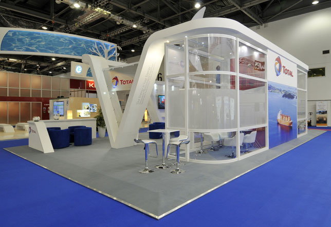 Custom Exhibition Stand Up : Custom stand design built exhibition stands