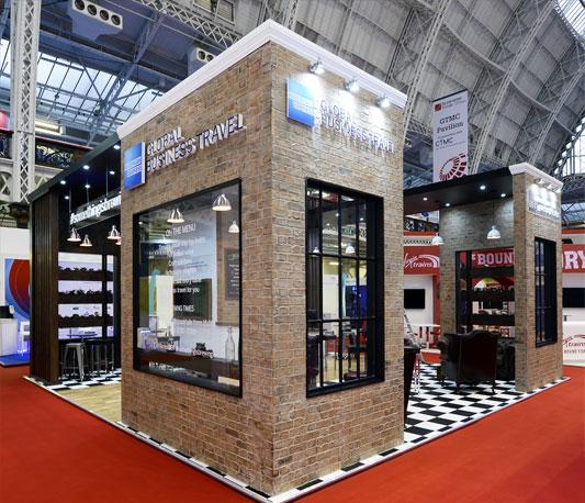 Custom Exhibition Stand Uk : Custom exhibition stand portfolio built