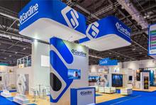 Corner Exhibition Stands Canada : Exhibition contractors exhibition stand design exhibition stands