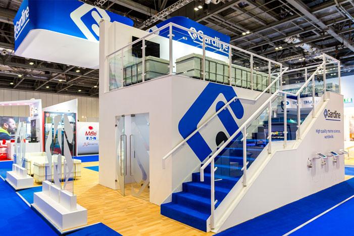 Exhibition Stand London : Exhibition contractors stand design