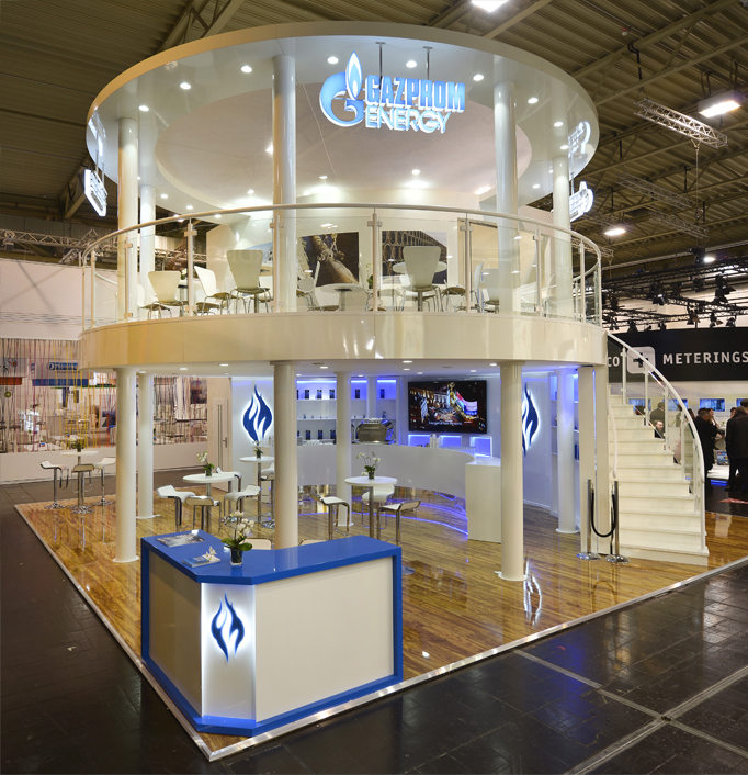 Custom Exhibition Stand Job : Mems international exhibition contractors