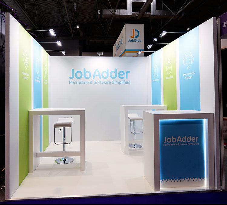 Custom Exhibition Stand Job : Exhibition stand portfolio stands london