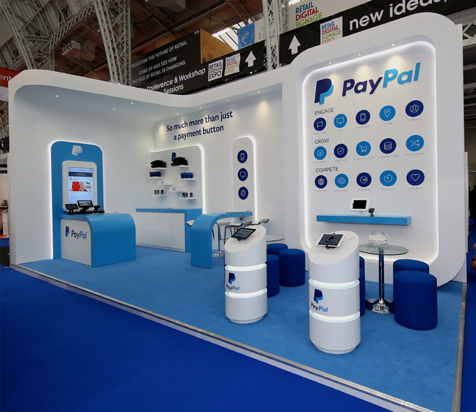 Custom Exhibition Stand Zone : Mems international exhibition contractors