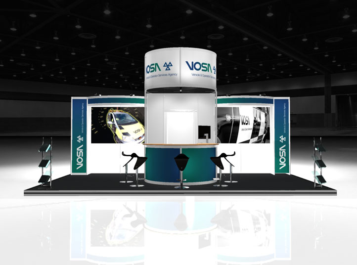 Exhibition Stand Tenders : System stand design up to sq m exhibition