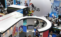 Custom Exhibits Portfolio - Ciboodle - Call Centre Expo 2011