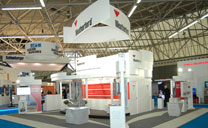 Custom Exhibits Portfolio - Weatherford - IADC 2011