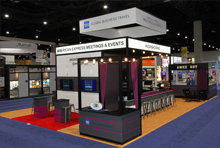 Exhibition Stand Builders Aberdeen : Custom stand design modular system built exhibition stands